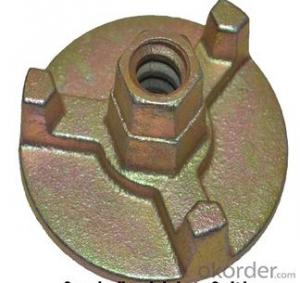 Dia.22mm Formwork butterfly wing nut