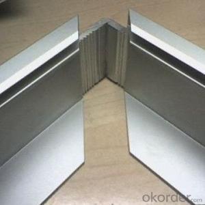 Solar aluminum alloy frame1482*670*46*40mm