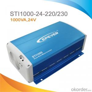 STI 1000W Frequency Pure Sine Wave Inverter DC 24V to AC 220V/230V,STI1000