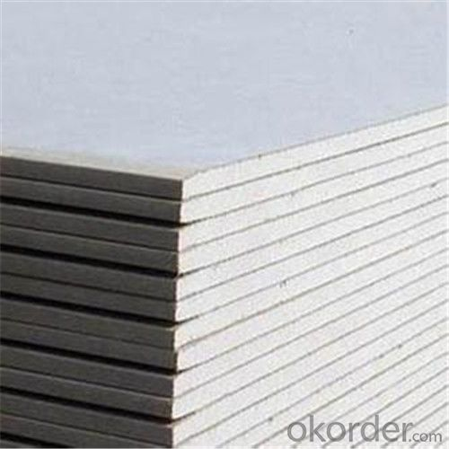 Popular Gypsum Board with Normal Type