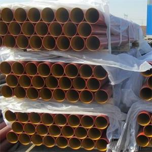 DRAINAGE CAST IRON PIPE EN877