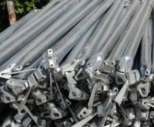 Ringlock scaffolding system- Diagonal Brace