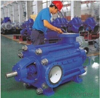 D & DG Horizontal Multistage centrifugal pump