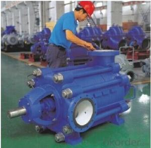 D & DG Horizontal Multistage centrifugal pump