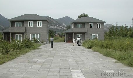 Prefabricated Light Steel Residential House