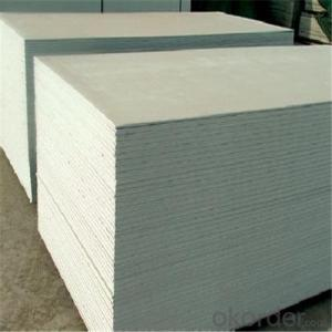 Paper-Faced Anti- Fire Gypsum Board