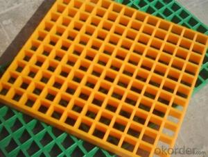 FRP Molded Grating /GRP Grating / FRP Grating