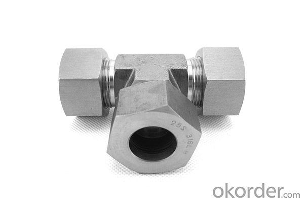 Sleeve type joint -Three pass joint