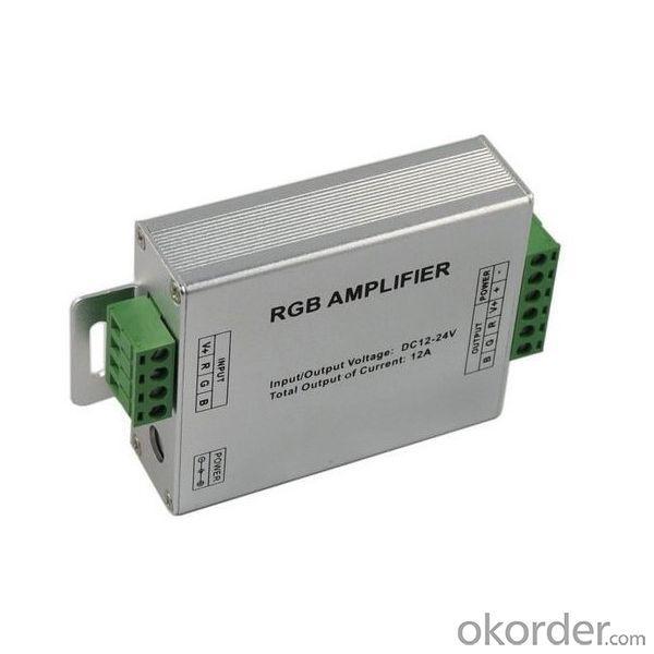 Aluminum Shell RGB Amplifier