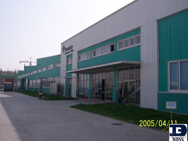 steel frame automobile shops showroom