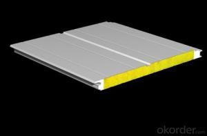 Phenolic foam color steel laminboard
