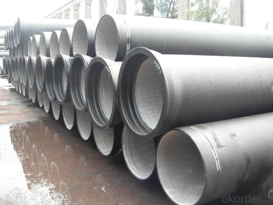 DUCTILE IRON PIPE DN350