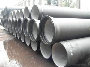 DUCTILE IRON PIPE DN125