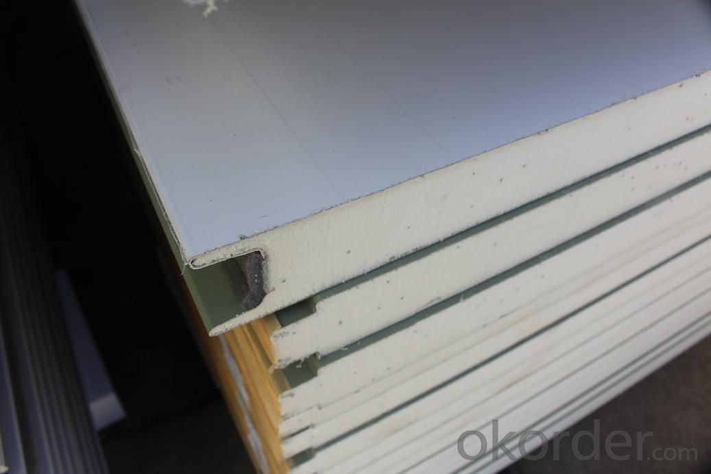 pu sandwich panel wall