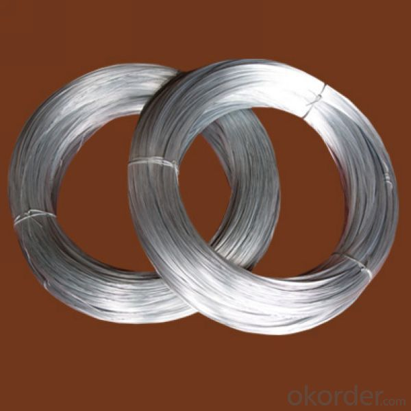 High Quality Galvanized  Wire For Hexagonal Wire Mesh