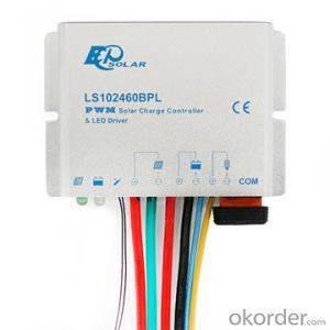 PWM Solar Charge Controller and LED Constant Current Driver 10A,12/24V, LS102460BPL
