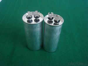 RoHS CBB65 air conditioner capacitor