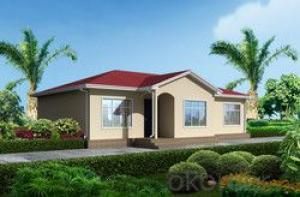 Delin Prefabricated House G+0 Villa 104Sqm-04