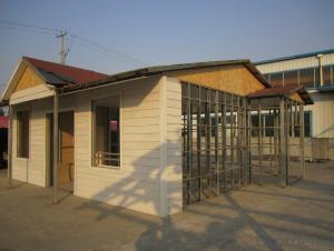 Light Steel Structure  workshop XGZ018