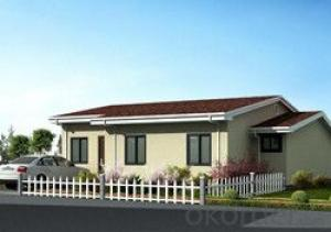 Delin Prefabricated House G+0 Villa 116.21 Sqm-07