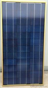 Polycrystalline silicon solar panel 60W