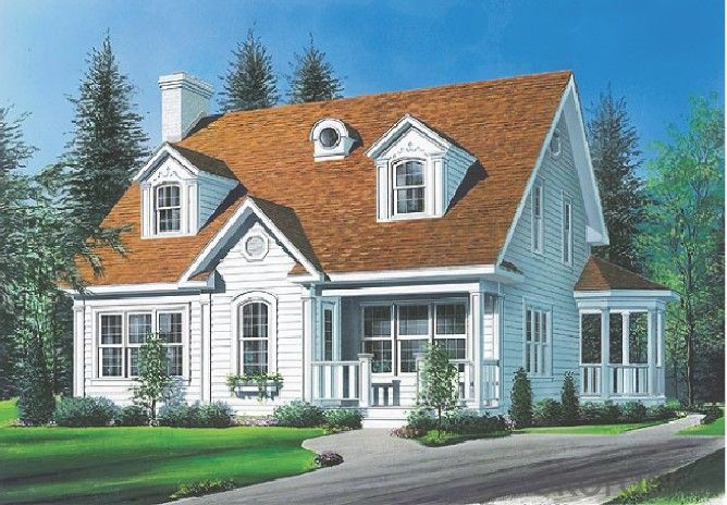 Prefabricated House; Prefab Home with PVC Siding
