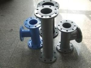 DUCTILE IRON PIPE FITTINGS EN545