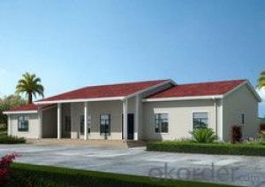 Delin Prefabricated House G+0 Villa 250.35 Sqm-10
