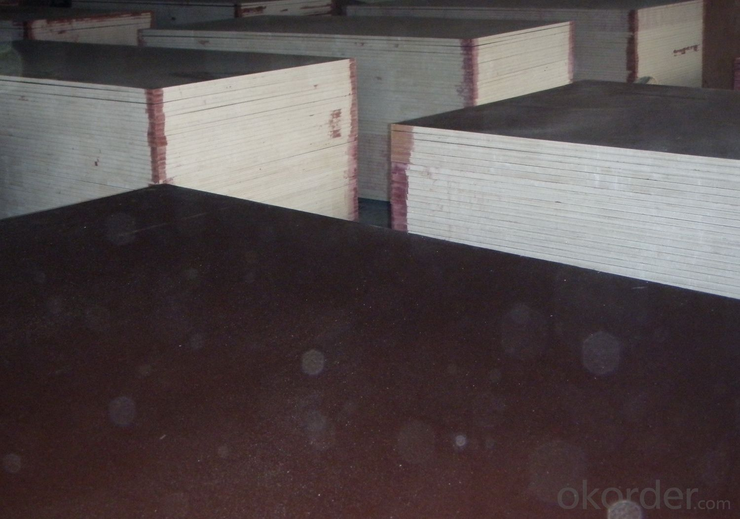 Film Faced Plywood(Brown,Formwork)