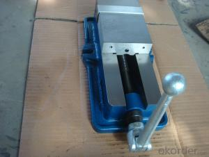 QM16100 ACCU-LOCK MACHINE VICE WITHOUT SWIVEL BASE