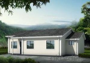 Delin Prefabricated House G+0 Villa 116.21 Sqm-06