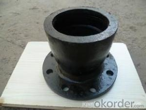 DUCTILE IRON FLANGED SOCKET