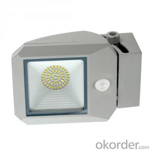 LED Wall Lighting 17W PIR Sensor