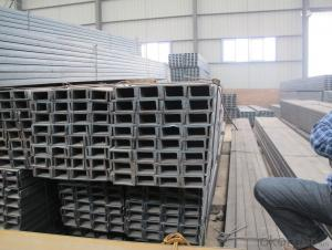 Hot  Rolled Channel  Carbon Steel Hign Quality