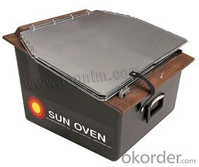 All American Sun Oven Solar Powered Cooking
