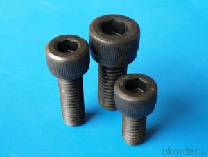 2014 Hot New Socket Head Cap Screws with 30 Years Experience