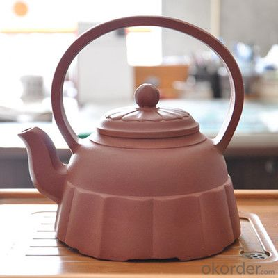 Handmade Teapot  From China (number 1107)