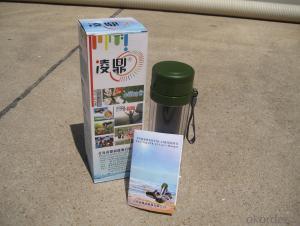 vacuum tube cup