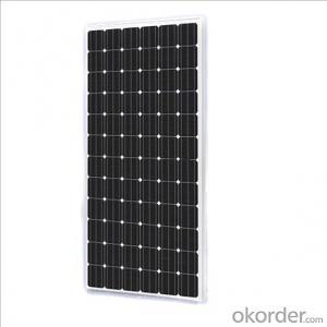 Monocrystalline Solar Module 270W-300W