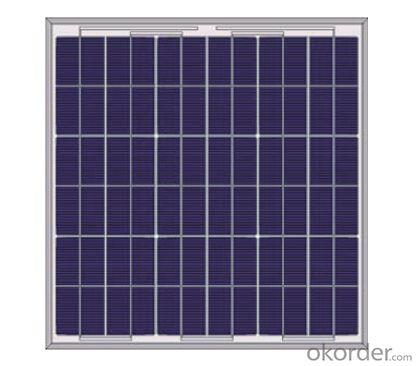 Polycrystalline silicon solar panel(CR035P-CR030P)