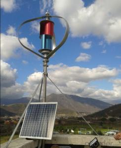 High Power Efficiency Off Grid Wind Generator Power System
