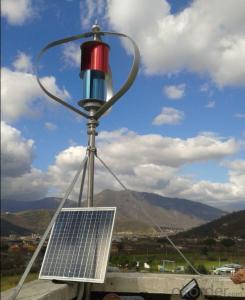 High Power Efficiency Off Grid Wind Generator Power System