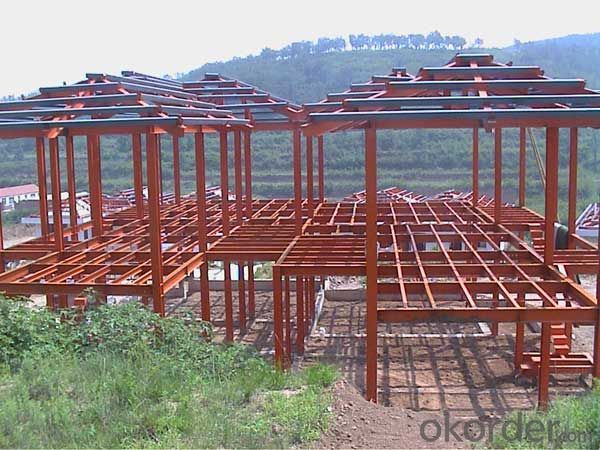 Light Steel Structure  workshop XGZ021