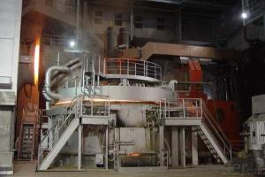 round bar/steel billet production equipment/furnace equipment 5-120MT