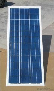 Polycrystalline silicon solar panel 100W