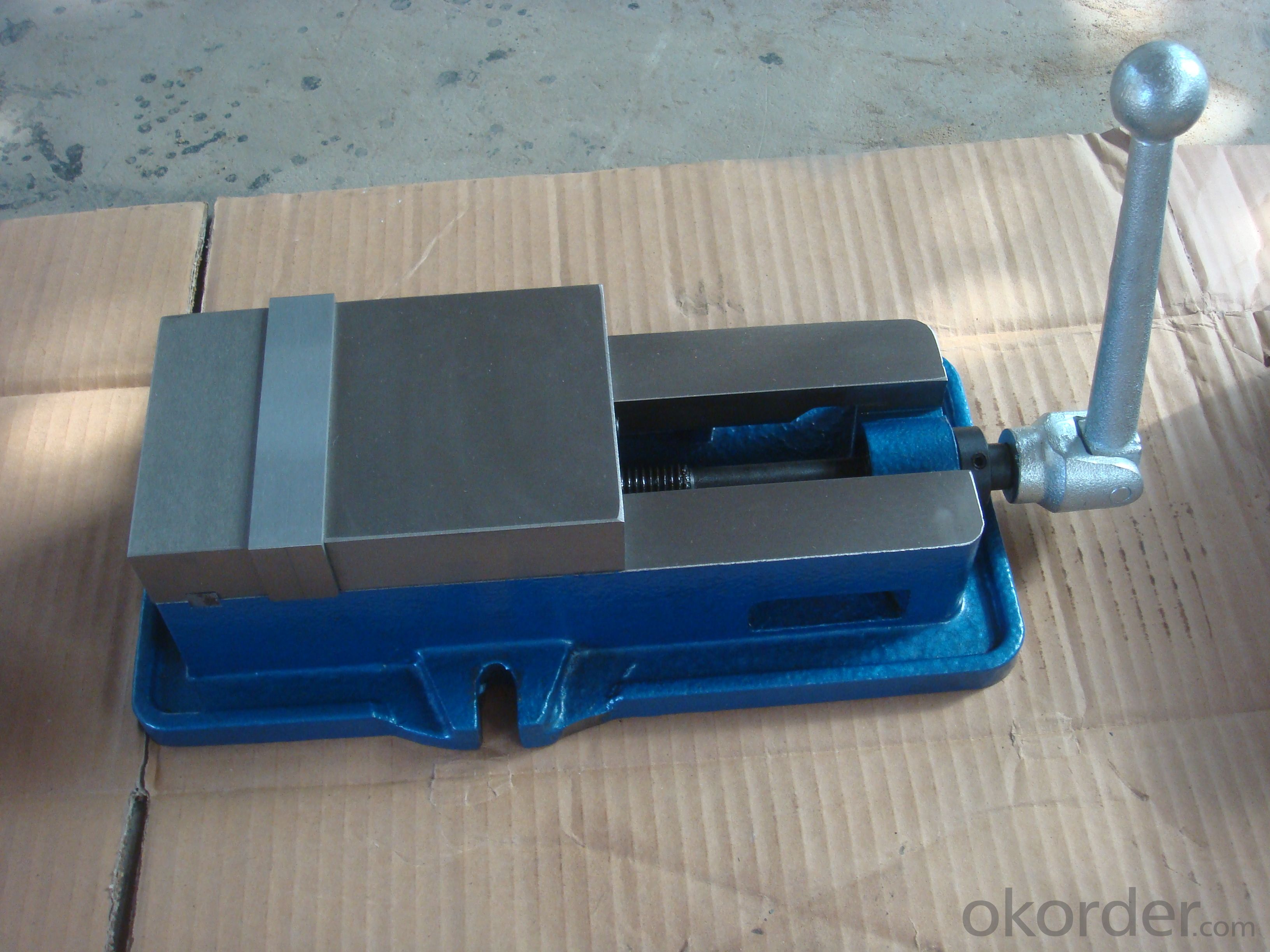 QM16160 ACCU-LOCK MACHINE VICE WITHOUT SWIVEL BASE