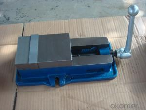 QM16200 ACCU-LOCK MACHINE VICE WITHOUT SWIVEL BASE