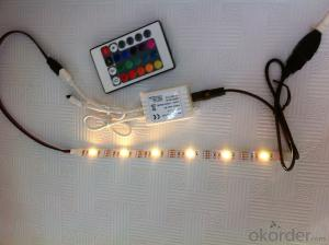 HOT SALE 5V USB LED Strip; SMD3528 LED strip; 66 pcs/m LED strip