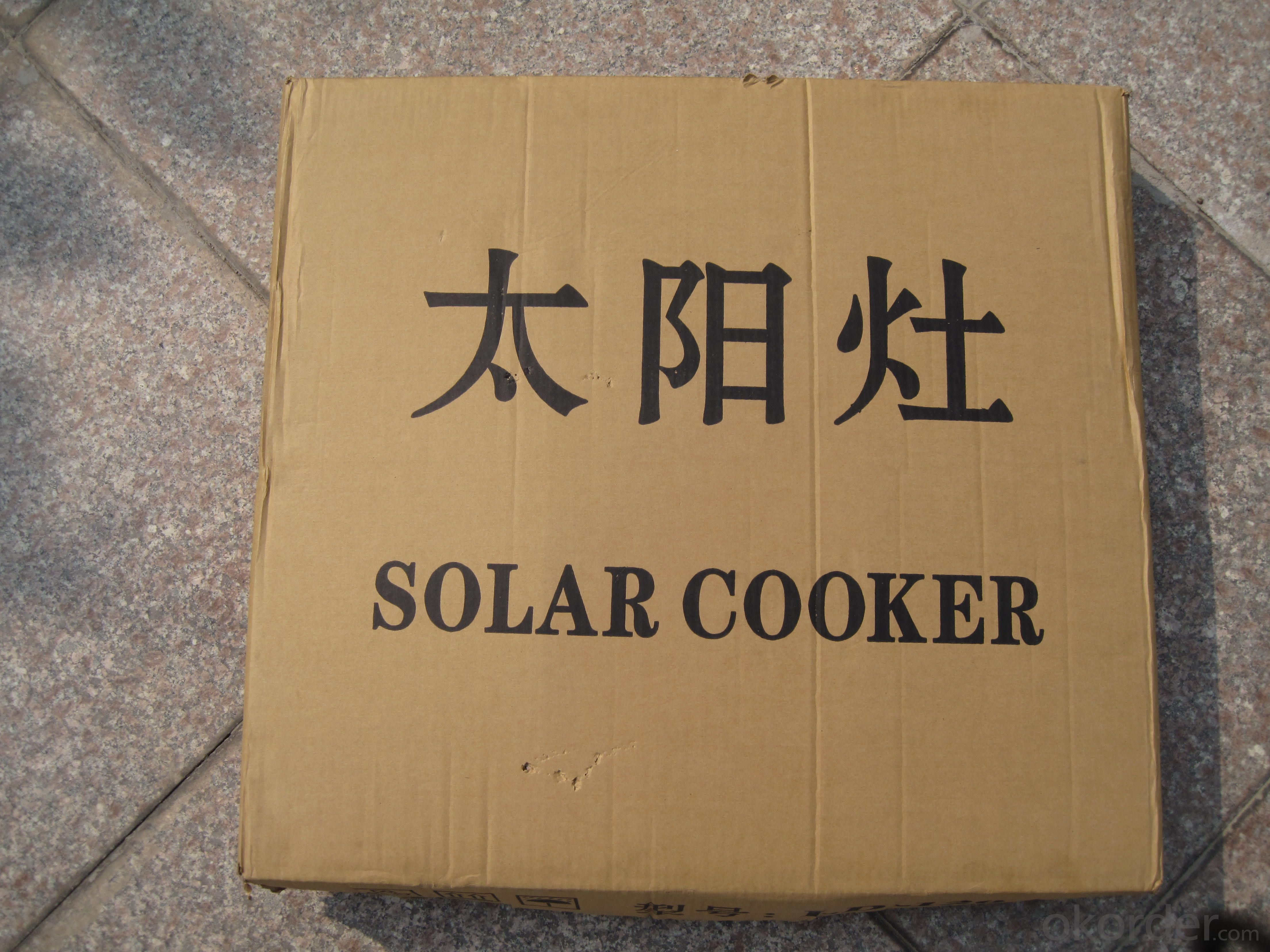SolSource Parabolic Solar Cooker