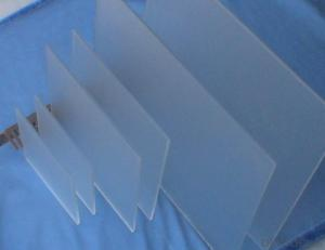 Tempered coating glass for solar modules